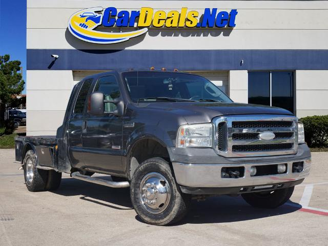 Used FORD SUPER-DUTY-F-350-DRW 2007 CARDEALS.NET PLANO