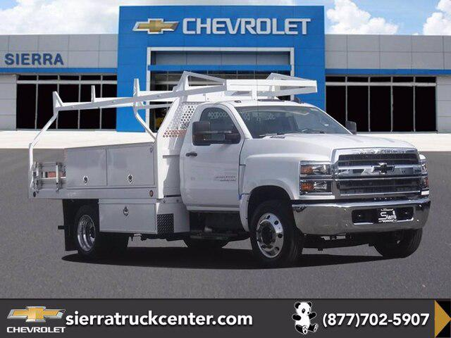 2019 Chevrolet Silverado Md Work Truck [0]