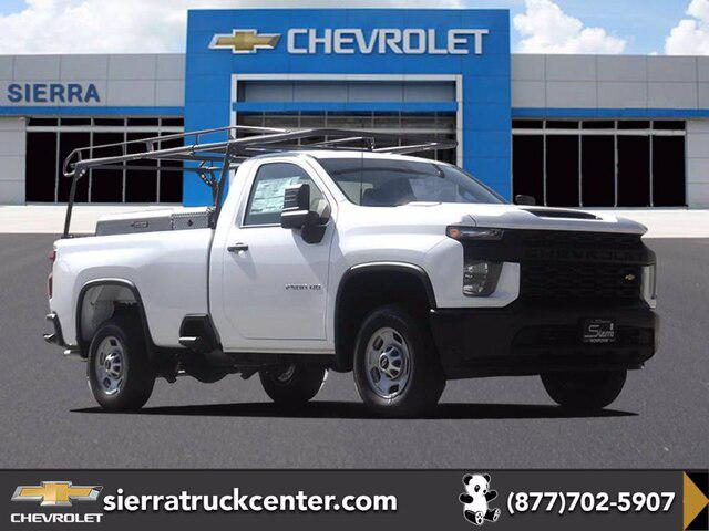 2020 Chevrolet Silverado 2500Hd Work Truck [2]