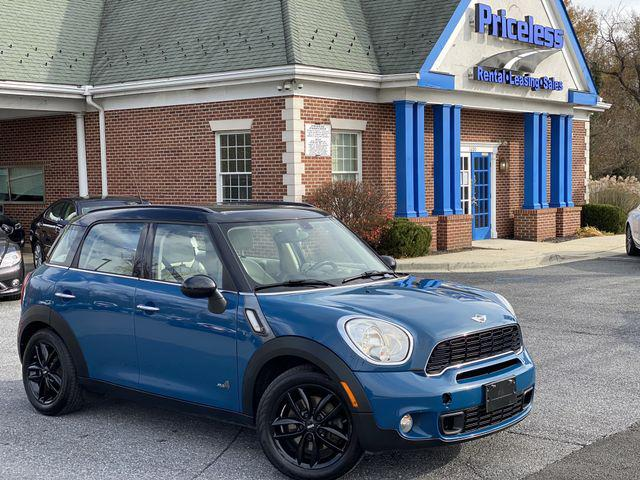 2012 Mini Countryman Cooper S ALL4 Hatchback 4D