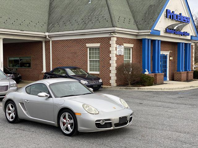2008 Porsche Cayman S Design Edition 1 Coupe 2D