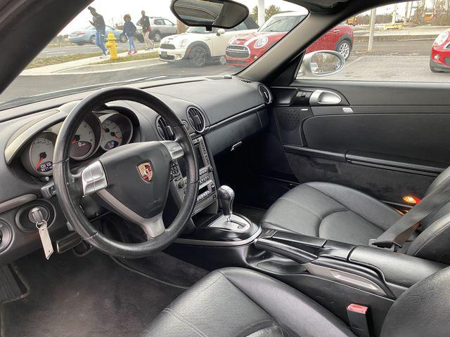 2008 Porsche Cayman S Design Edition 1 Coupe 2D