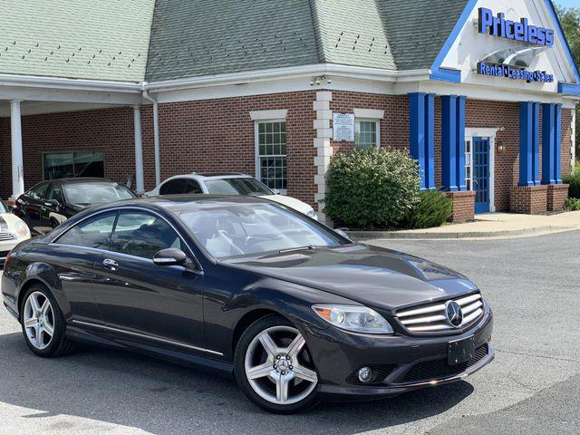 2007 Mercedes-Benz Cl-Class CL 550 Coupe 2D