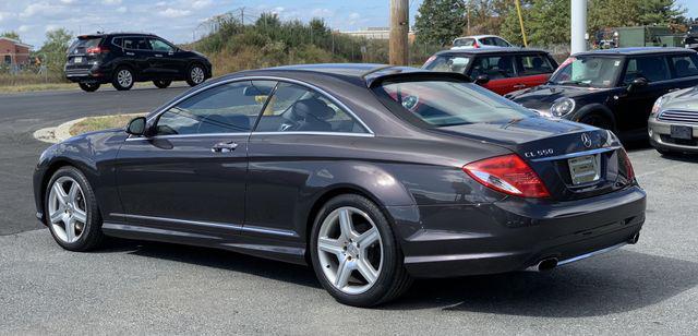 2007 Mercedes-Benz Cl-Class CL 550 Coupe 2D