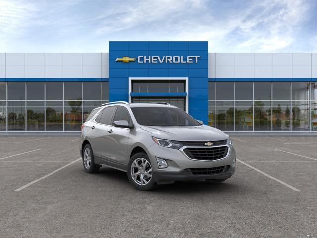 Silver Ice Metallic 2020 Chevrolet Equinox LT SUV Huntington NY