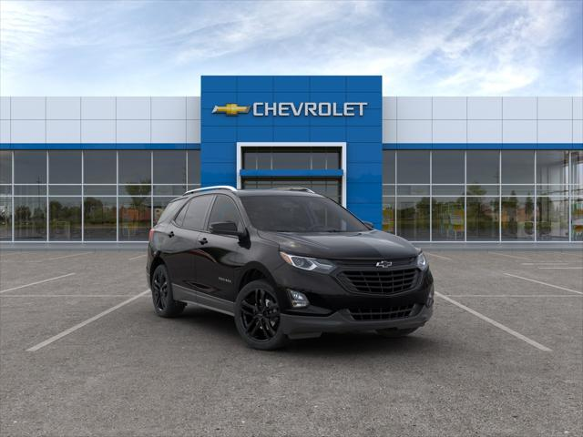 Black Metallic 2020 Chevrolet Equinox LT SUV Huntington NY