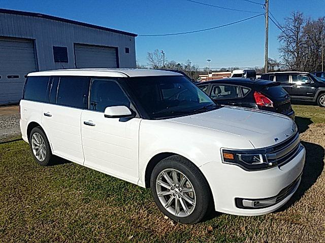 2015 Ford Flex LIMITED 4D Sport Utility Slide