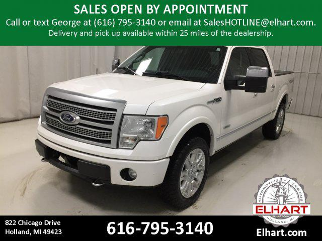 2012 Ford F-150 Platinum for sale in Holland, MI