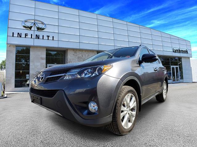 2015 Toyota Rav4 Limited [2]