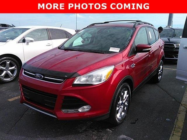 Ruby Red 2013 Ford Escape SEL SUV Rocky Mount NC