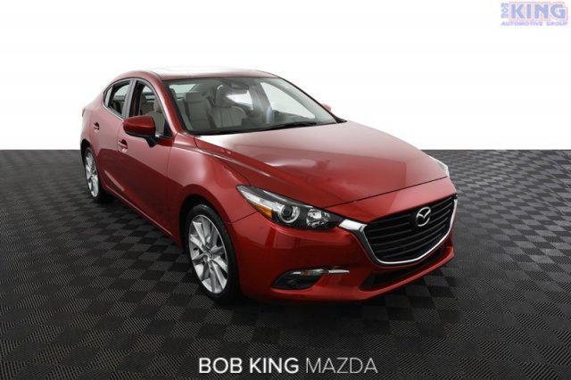 2017 Mazda Mazda3 4-Door GRAND TOURING 4dr Car Slide