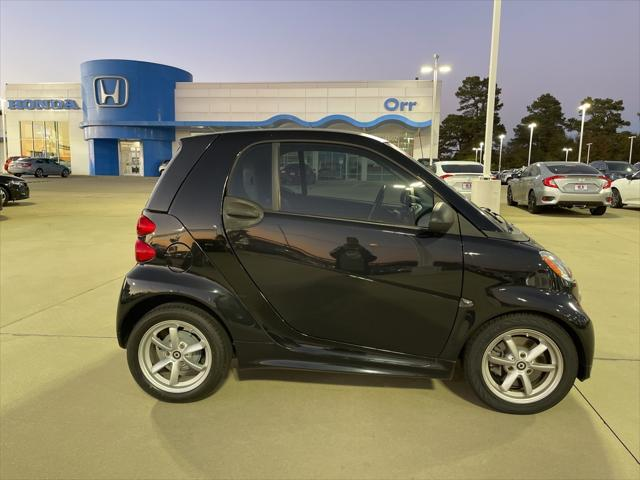 2014 smart Fortwo Passion [1]