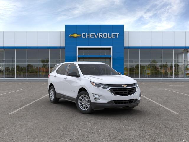 Summit White 2020 Chevrolet Equinox LS SUV Huntington NY