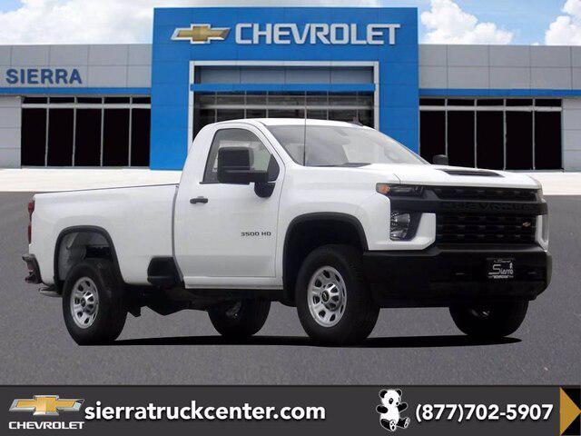 2020 Chevrolet Silverado 3500Hd Work Truck [7]