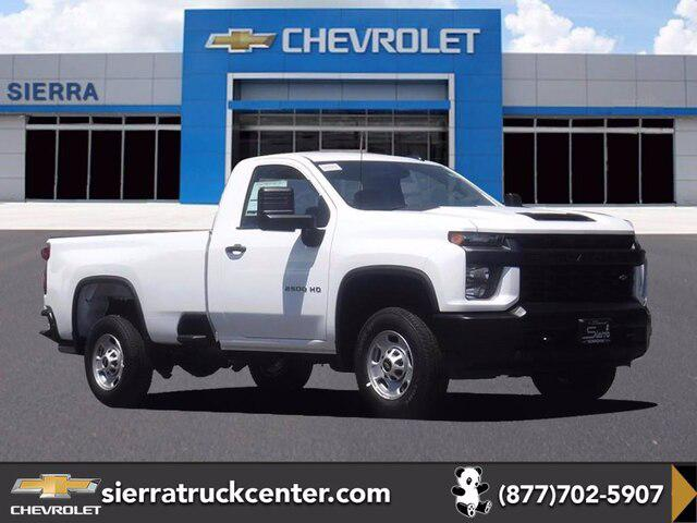 2020 Chevrolet Silverado 2500Hd Work Truck [0]