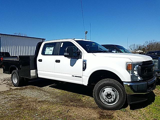 Oxford White 2020 Ford F-350SD XL Cab/Chassis Lexington NC