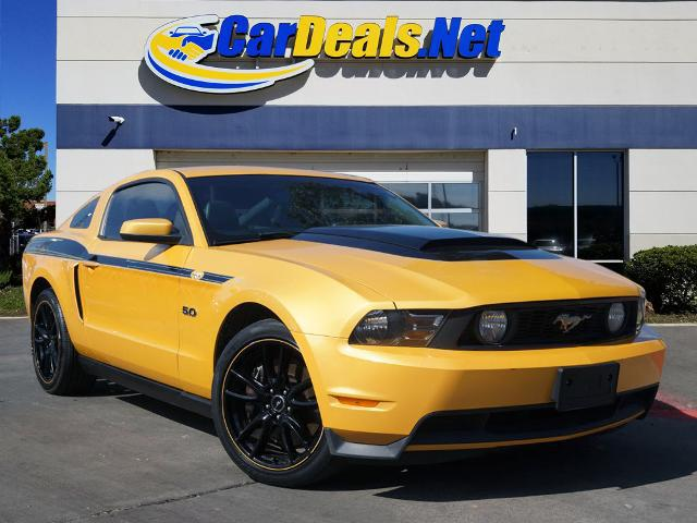 Used FORD MUSTANG 2012 CARDEALS.NET PLANO GT