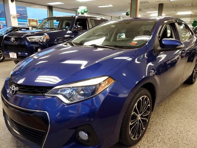 2016 Toyota Corolla S [5]
