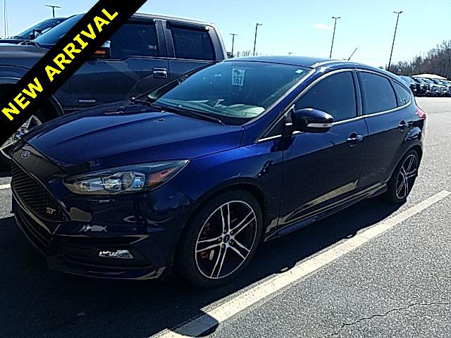 2016 Ford Focus ST 4D Hatchback Slide