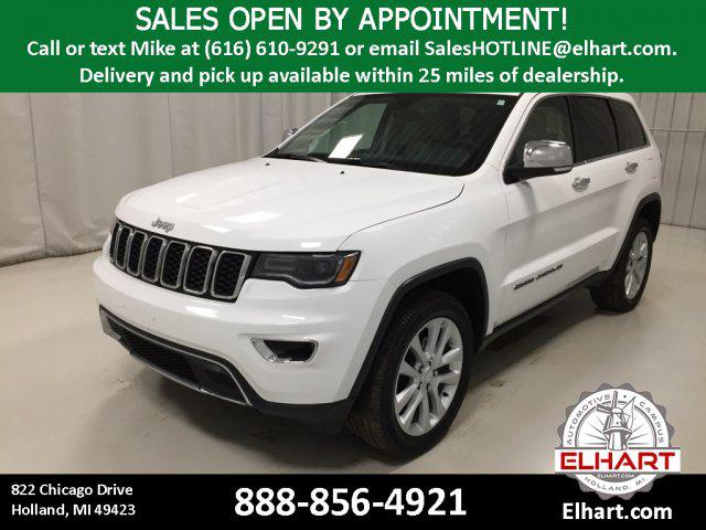2017 Jeep Grand Cherokee Limited for sale in Holland, MI