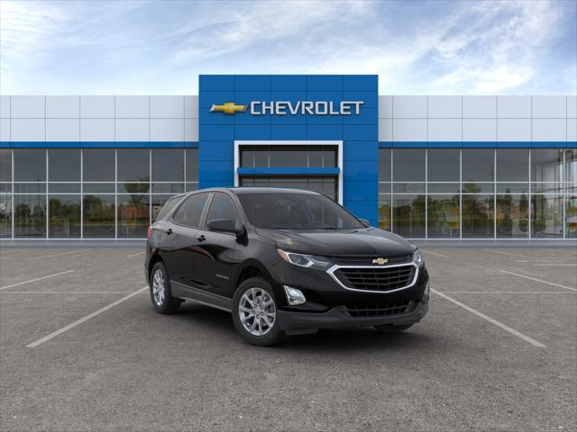 Black Metallic 2020 Chevrolet Equinox LS SUV Huntington NY