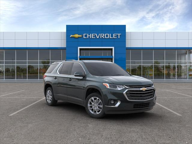 Graphite Metallic 2020 Chevrolet Traverse LT CLOTH SUV Huntington NY