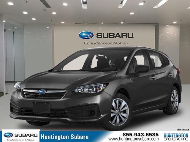 2020 Subaru Impreza 5-door CVT
