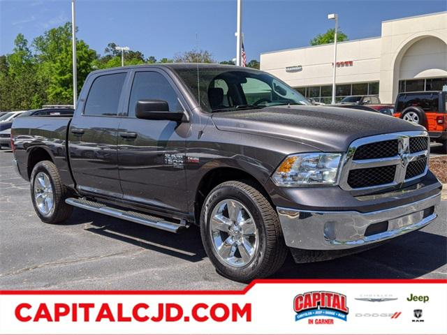 Crystal Metallic 2019 RAM 1500 Classic Tradesman Short Bed Garner NC