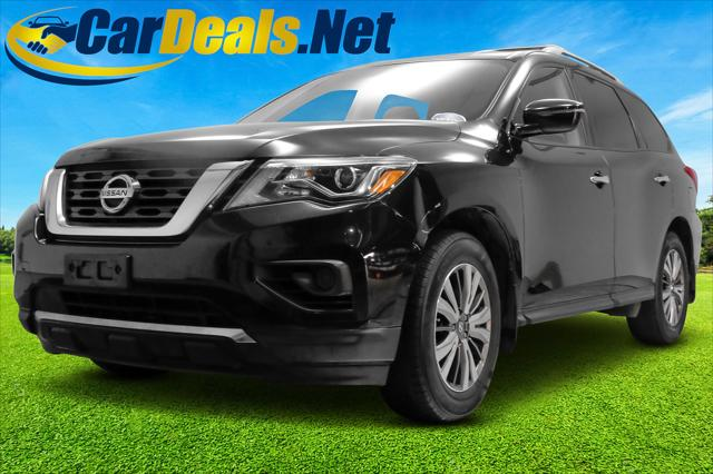 Used Nissan Pathfinder 2018 CARDEALS.NET PLANO S