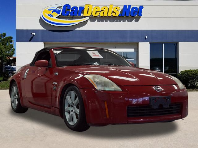 Used NISSAN 350Z 2004 CARDEALS.NET PLANO TOURING