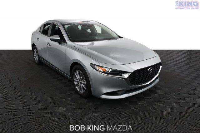 2020 Mazda Mazda3 Sedan FWD 4dr Car Slide