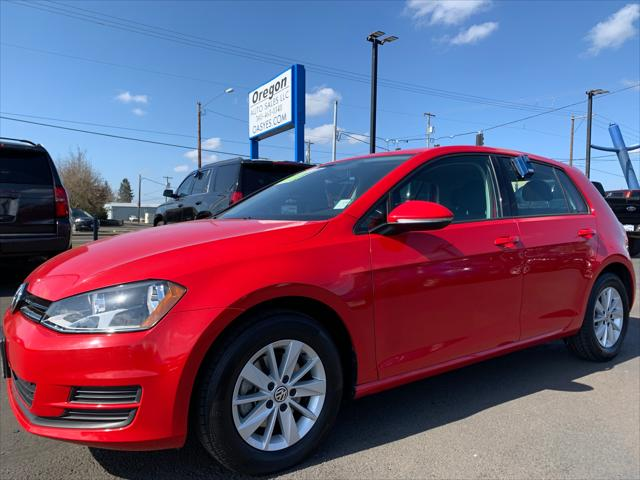 2016 Volkswagen Golf TSI S for sale in Brooks, OR