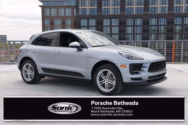2020 Porsche Macan AWD for sale in North Bethesda, MD
