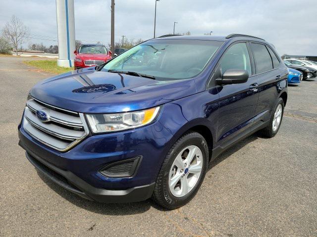Blue 2016 Ford Edge SE 4D Sport Utility Lexington NC