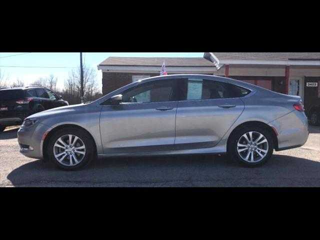 Used Chrysler 200 2015 TEMPLE Limited
