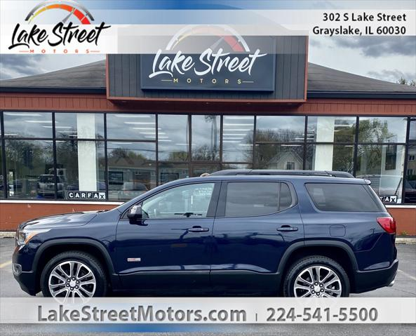 2017 GMC Acadia SLT for sale in Grayslake, IL