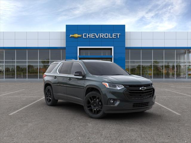 Graphite Metallic 2020 Chevrolet Traverse LT LEATHER SUV Huntington NY