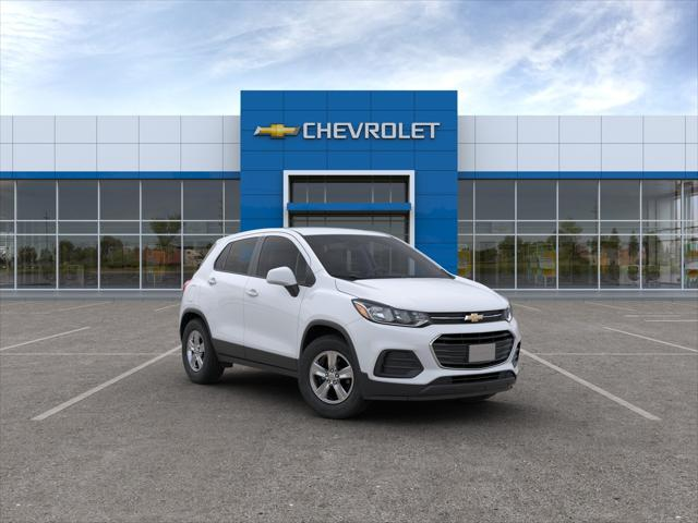 Summit White 2020 Chevrolet Trax LS SUV Huntington NY