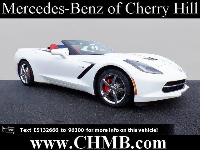 2014 Chevrolet Corvette Stingray 2LT for sale in Cherry Hill, NJ