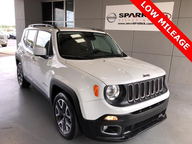 2015 Jeep Renegade Latitude [4]