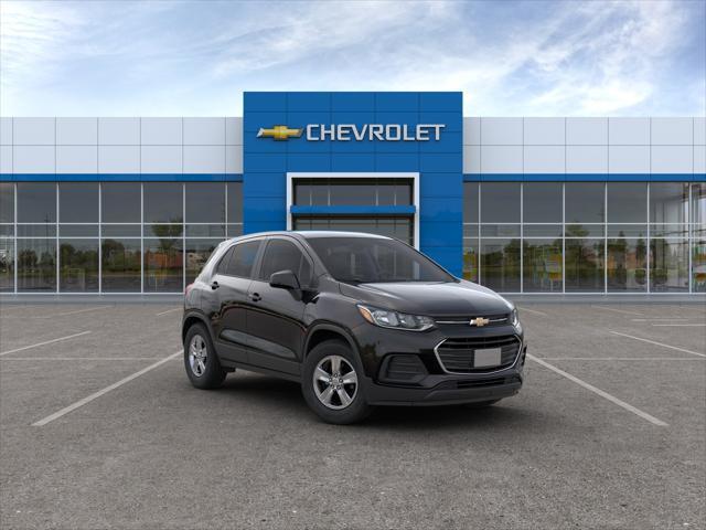 Black 2020 Chevrolet Trax LS SUV Huntington NY