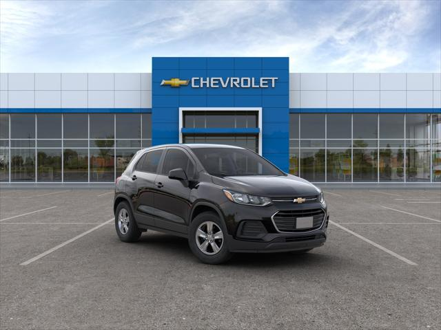 Black 2020 Chevrolet Trax LS SUV Huntington NY