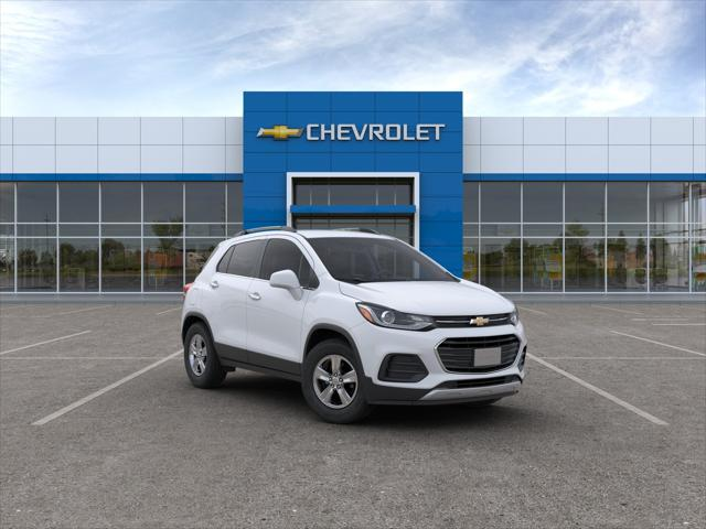Summit White 2020 Chevrolet Trax LT SUV Huntington NY