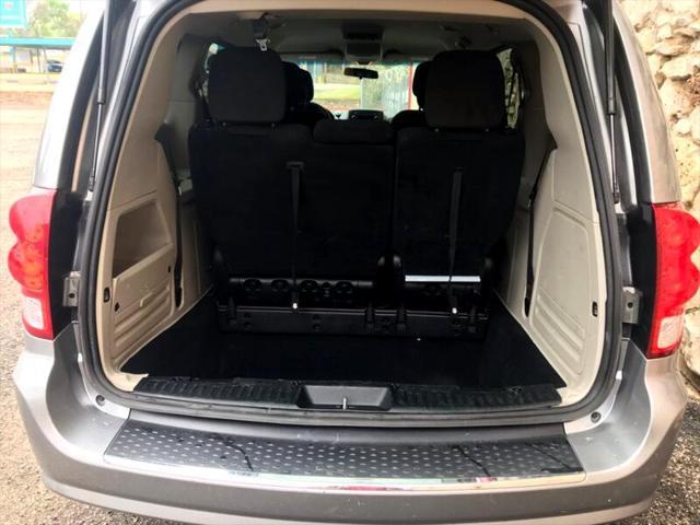 used vehicle - Van-Minivan Dodge Grand Caravan 2016