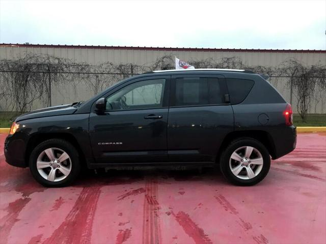 Used Jeep Compass 2014 TYLER Sport