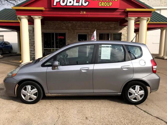 Used Honda Fit 2008 WACO