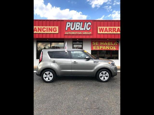 Used KIA SOUL 2015 TYLER BASE