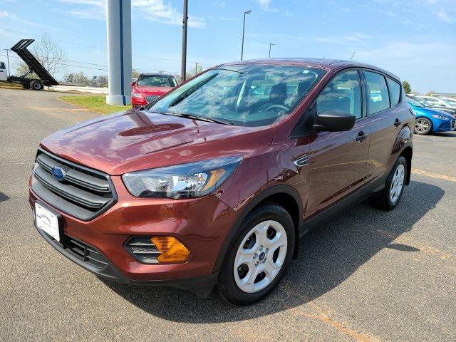 Bronze 2018 Ford Escape S 4D Sport Utility Lexington NC