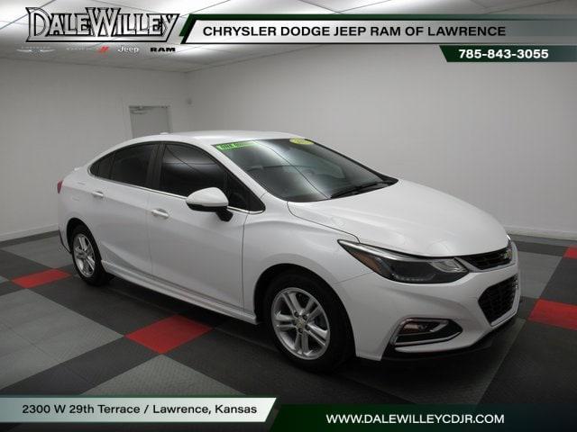 2017 Chevrolet Cruze LT for sale in Lawrence, KS