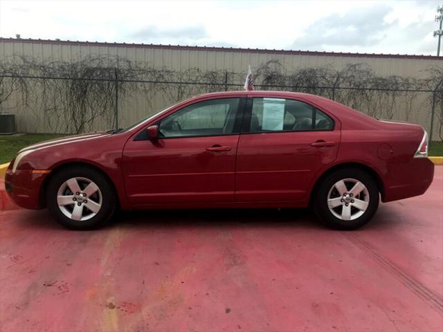 Used Ford Fusion 2007 TYLER